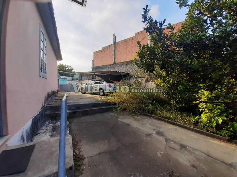 GARAGEM. - Casa 2 quartos à venda Cordovil, Rio de Janeiro - R$ 240.000 - VCA20068 - 19