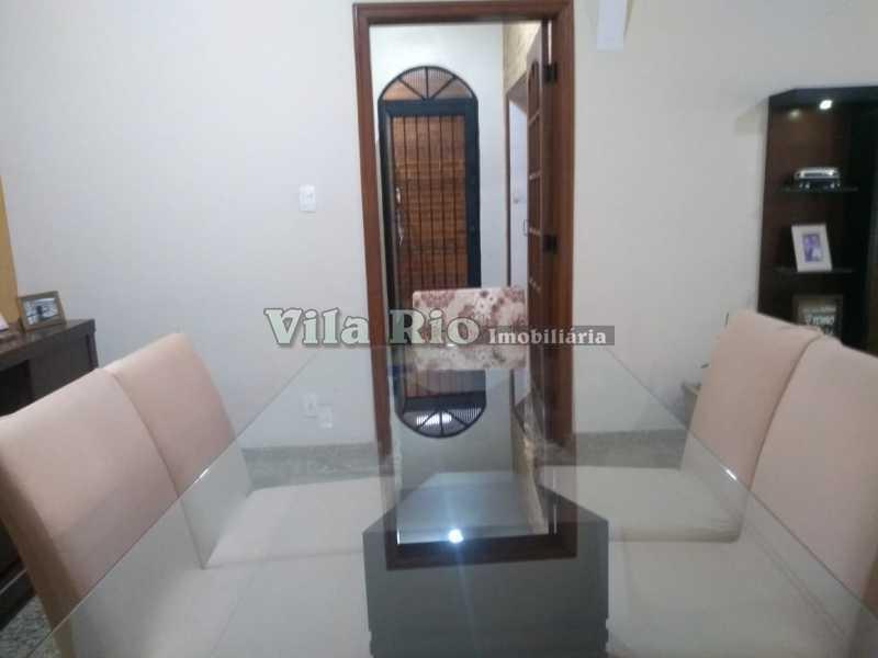SALA 2 - Casa 4 quartos à venda Penha, Rio de Janeiro - R$ 780.000 - VCA40039 - 4