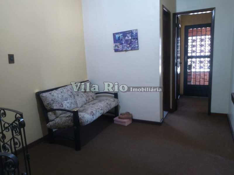 SALA 6 - Casa 4 quartos à venda Penha, Rio de Janeiro - R$ 780.000 - VCA40039 - 8
