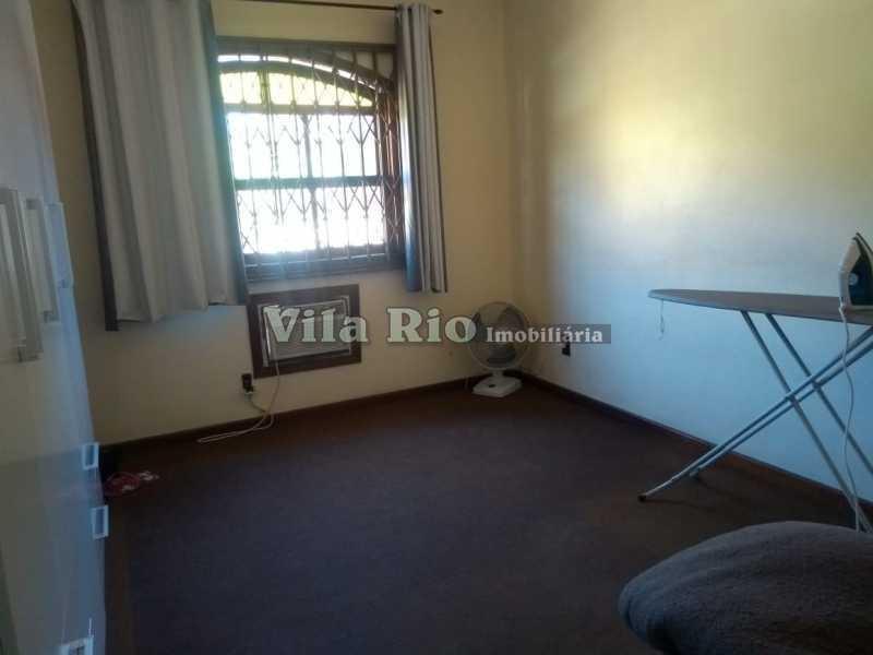 QUARTO1 2 - Casa 4 quartos à venda Penha, Rio de Janeiro - R$ 780.000 - VCA40039 - 13
