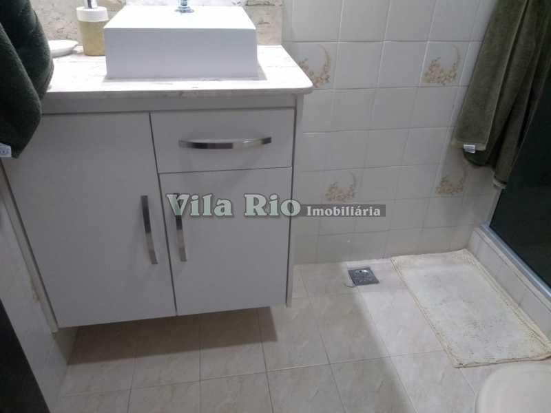 BANHEIRO 1 - Casa 4 quartos à venda Penha, Rio de Janeiro - R$ 780.000 - VCA40039 - 14