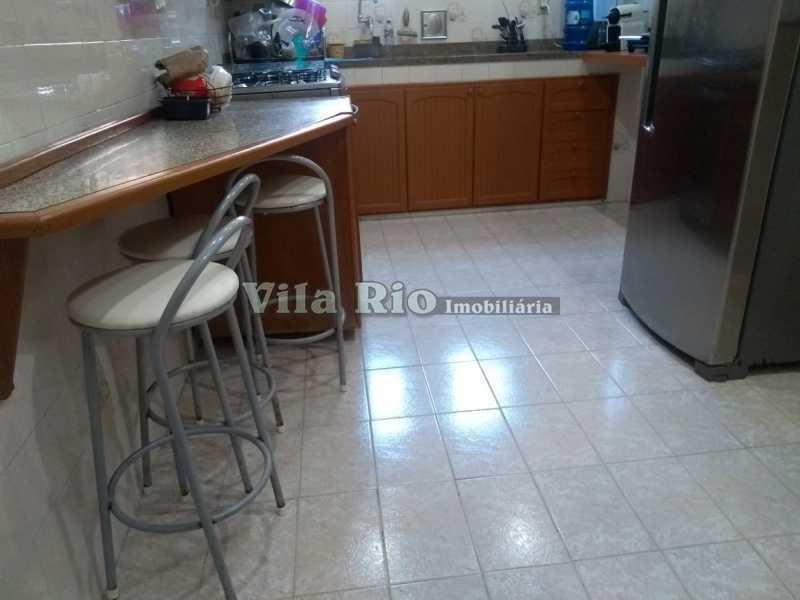 COZINHA 1 - Casa 4 quartos à venda Penha, Rio de Janeiro - R$ 780.000 - VCA40039 - 16
