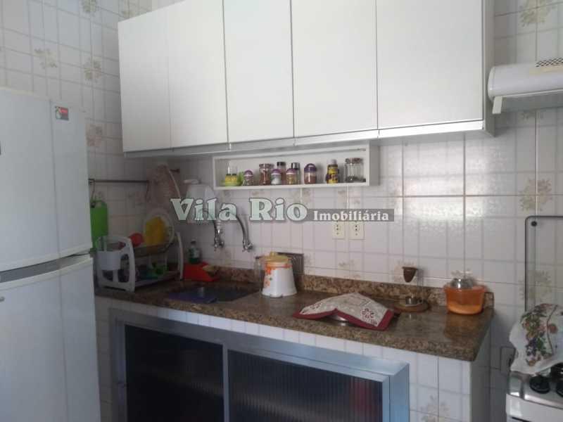 COZINHA 2 - Casa 4 quartos à venda Penha, Rio de Janeiro - R$ 780.000 - VCA40039 - 17