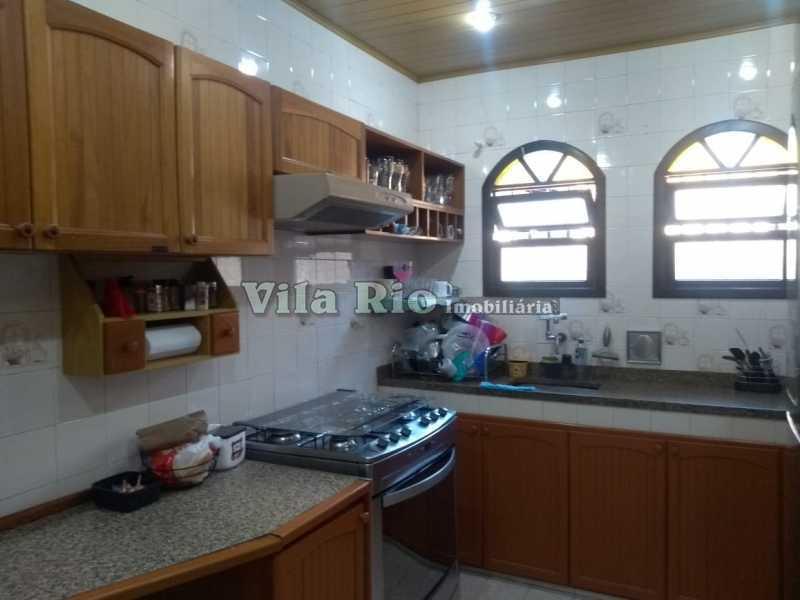 COZINHA 3 - Casa 4 quartos à venda Penha, Rio de Janeiro - R$ 780.000 - VCA40039 - 18