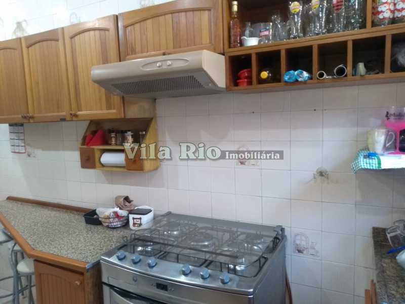 COZINHA 4 - Casa 4 quartos à venda Penha, Rio de Janeiro - R$ 780.000 - VCA40039 - 19