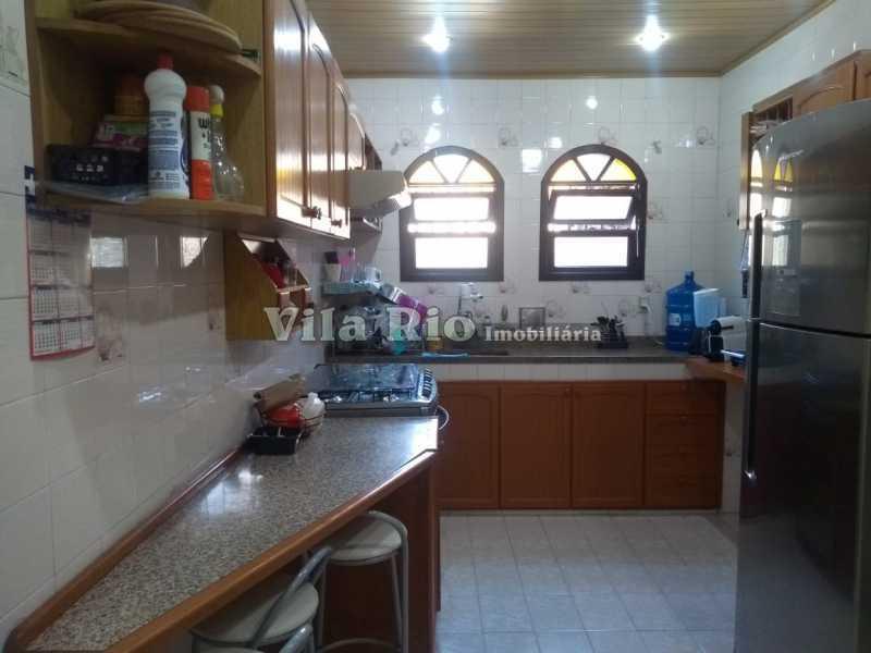 COZINHA 5 - Casa 4 quartos à venda Penha, Rio de Janeiro - R$ 780.000 - VCA40039 - 20