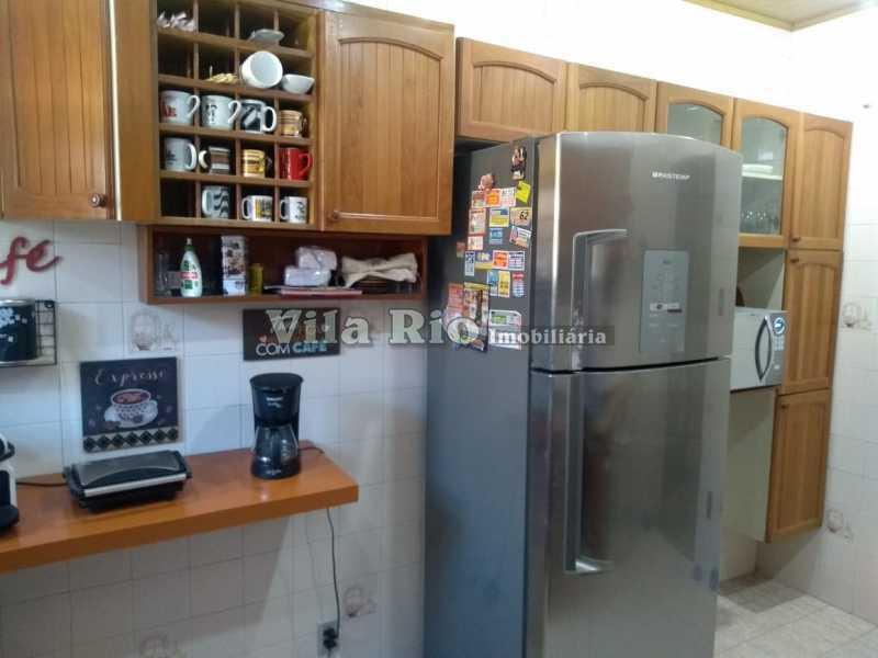 COZINHA1 - Casa 4 quartos à venda Penha, Rio de Janeiro - R$ 780.000 - VCA40039 - 21