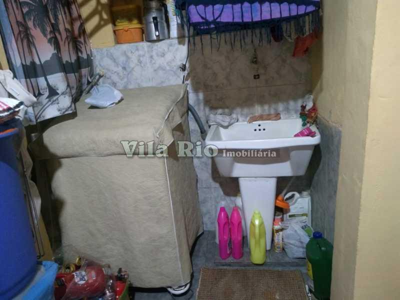 ÁREA - Casa 4 quartos à venda Penha, Rio de Janeiro - R$ 780.000 - VCA40039 - 22