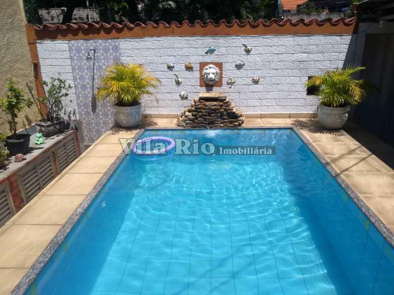 PISCINA 1 - Casa 4 quartos à venda Penha, Rio de Janeiro - R$ 780.000 - VCA40039 - 1