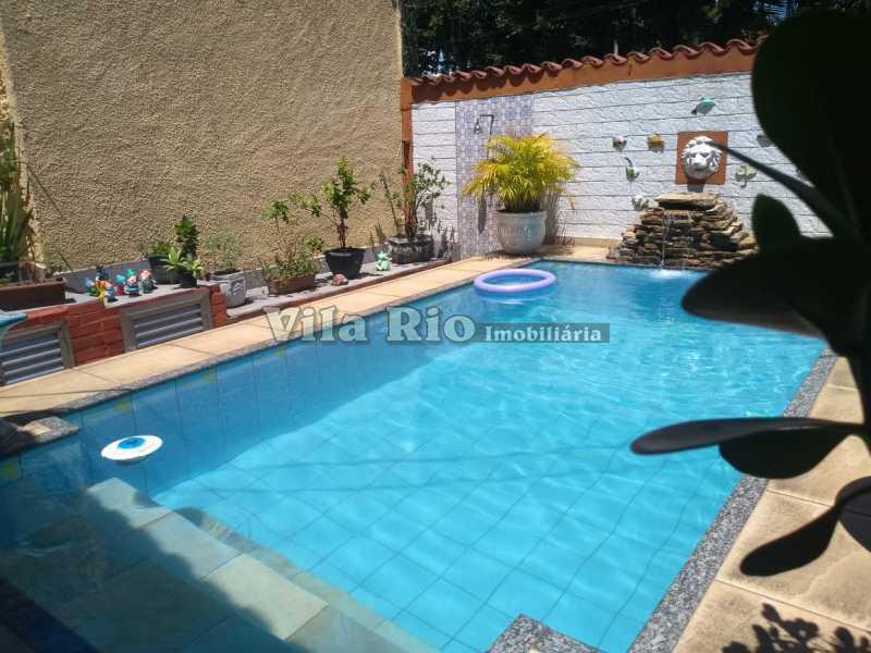 PISCINA 2 - Casa 4 quartos à venda Penha, Rio de Janeiro - R$ 780.000 - VCA40039 - 25