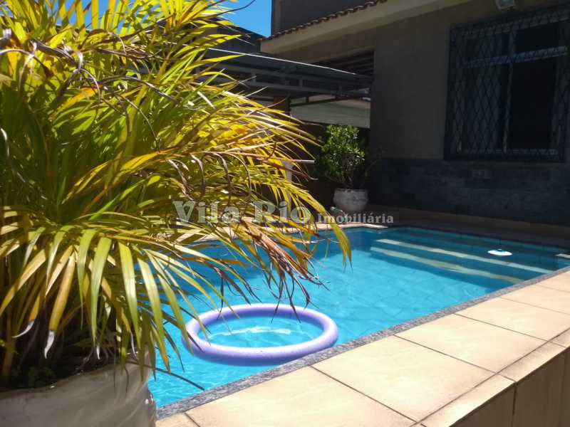 PISCINA 3 - Casa 4 quartos à venda Penha, Rio de Janeiro - R$ 780.000 - VCA40039 - 26