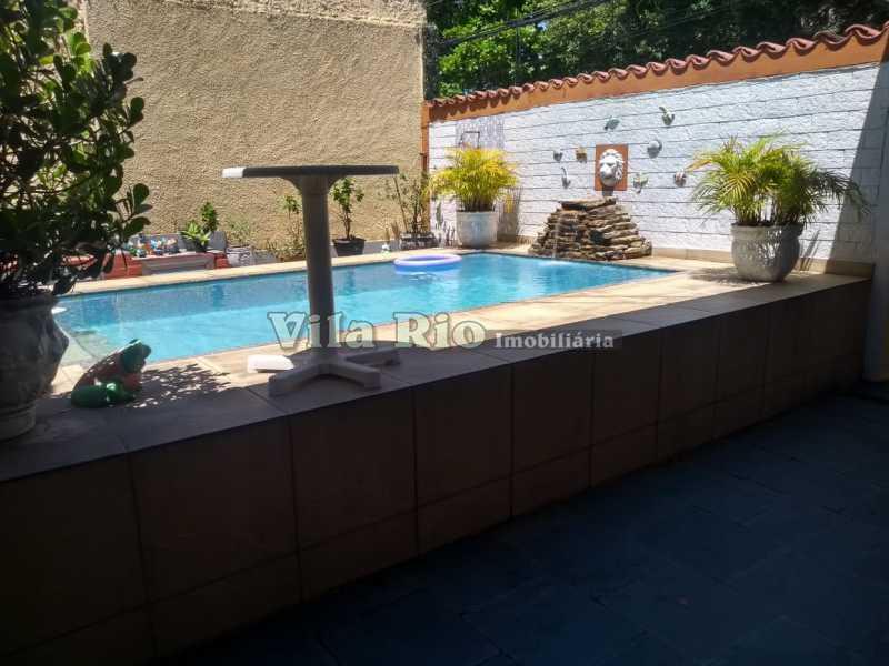 PISCINA 4 - Casa 4 quartos à venda Penha, Rio de Janeiro - R$ 780.000 - VCA40039 - 27
