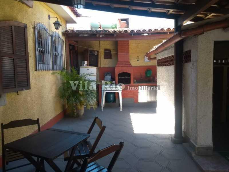 QUINTAL - Casa 4 quartos à venda Penha, Rio de Janeiro - R$ 780.000 - VCA40039 - 30