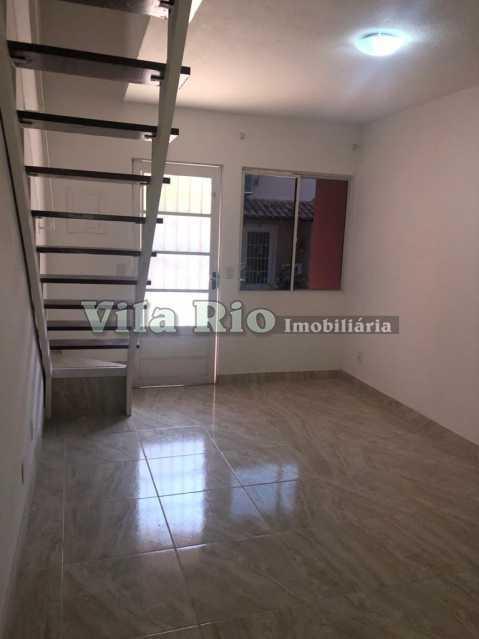 SALA 1 - Casa em Condomínio 2 quartos à venda Pavuna, Rio de Janeiro - R$ 150.000 - VCN20038 - 1
