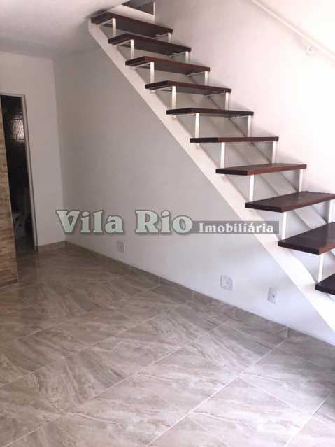 SALA 2 - Casa em Condomínio 2 quartos à venda Pavuna, Rio de Janeiro - R$ 150.000 - VCN20038 - 3