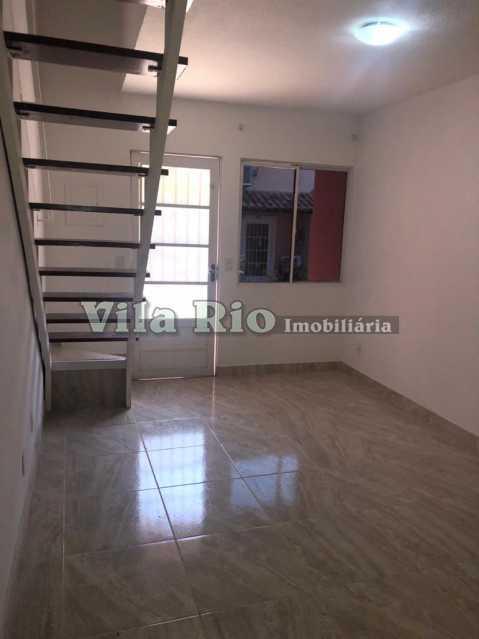 SALA 3 - Casa em Condomínio 2 quartos à venda Pavuna, Rio de Janeiro - R$ 150.000 - VCN20038 - 4
