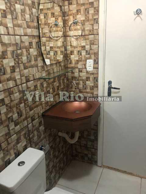 BANHEIRO 1 - Casa em Condomínio 2 quartos à venda Pavuna, Rio de Janeiro - R$ 150.000 - VCN20038 - 9