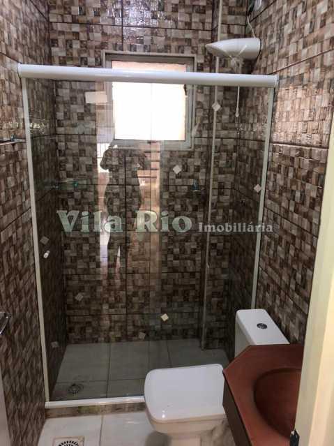 BANHEIRO 2 - Casa em Condomínio 2 quartos à venda Pavuna, Rio de Janeiro - R$ 150.000 - VCN20038 - 10