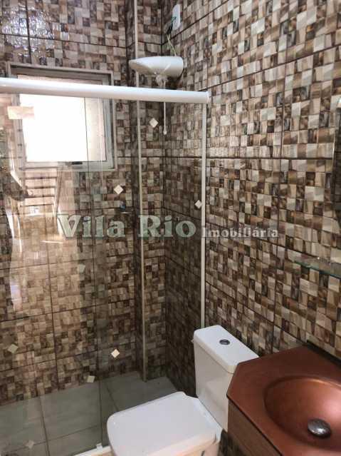 BANHEIRO 3 - Casa em Condomínio 2 quartos à venda Pavuna, Rio de Janeiro - R$ 150.000 - VCN20038 - 11
