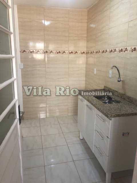 COZINHA 1 - Casa em Condomínio 2 quartos à venda Pavuna, Rio de Janeiro - R$ 150.000 - VCN20038 - 12