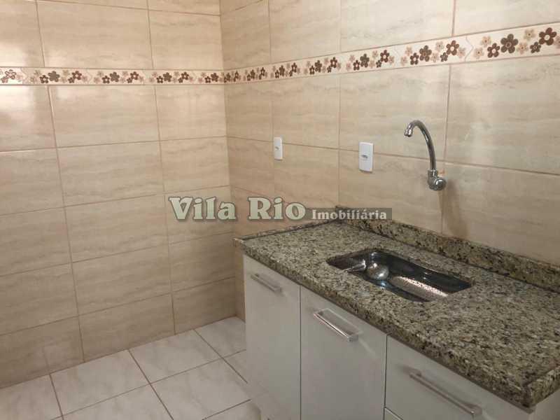COZINHA 2 - Casa em Condomínio 2 quartos à venda Pavuna, Rio de Janeiro - R$ 150.000 - VCN20038 - 13