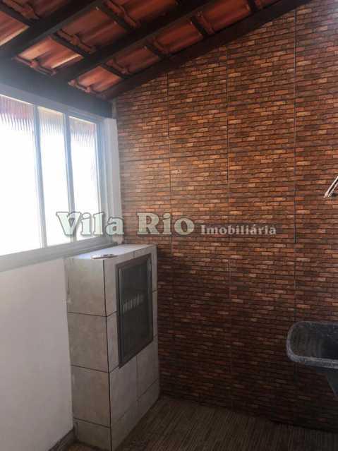 AREA - Casa em Condomínio 2 quartos à venda Pavuna, Rio de Janeiro - R$ 150.000 - VCN20038 - 15