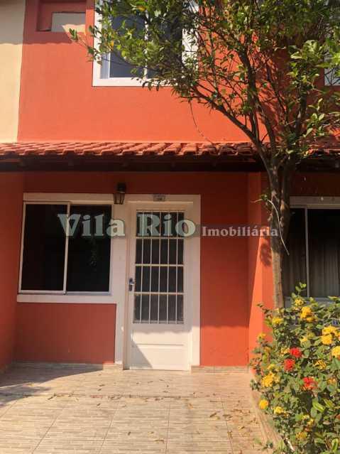 FRENTE - Casa em Condomínio 2 quartos à venda Pavuna, Rio de Janeiro - R$ 150.000 - VCN20038 - 23