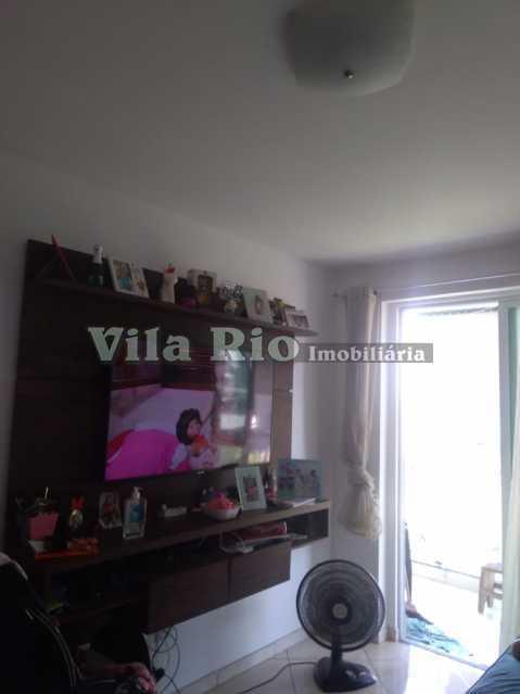 SALA 1. - Apartamento 2 quartos à venda Cordovil, Rio de Janeiro - R$ 260.000 - VAP20728 - 1