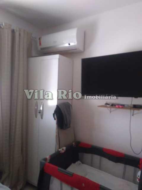 QUARTO 2. - Apartamento 2 quartos à venda Cordovil, Rio de Janeiro - R$ 260.000 - VAP20728 - 5