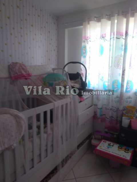 QUARTO 3. - Apartamento 2 quartos à venda Cordovil, Rio de Janeiro - R$ 260.000 - VAP20728 - 6