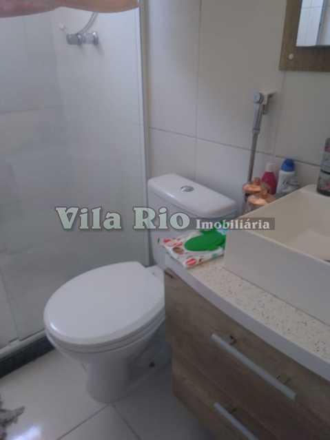 BANHEIRO 1. - Apartamento 2 quartos à venda Cordovil, Rio de Janeiro - R$ 260.000 - VAP20728 - 8