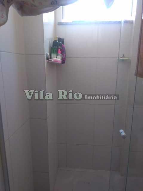 BANHEIRO 2. - Apartamento 2 quartos à venda Cordovil, Rio de Janeiro - R$ 260.000 - VAP20728 - 9