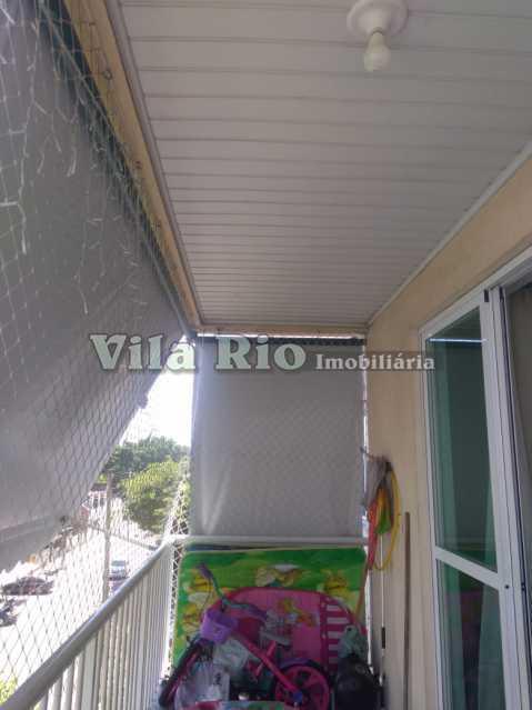 VARANDA 1. - Apartamento 2 quartos à venda Cordovil, Rio de Janeiro - R$ 260.000 - VAP20728 - 16