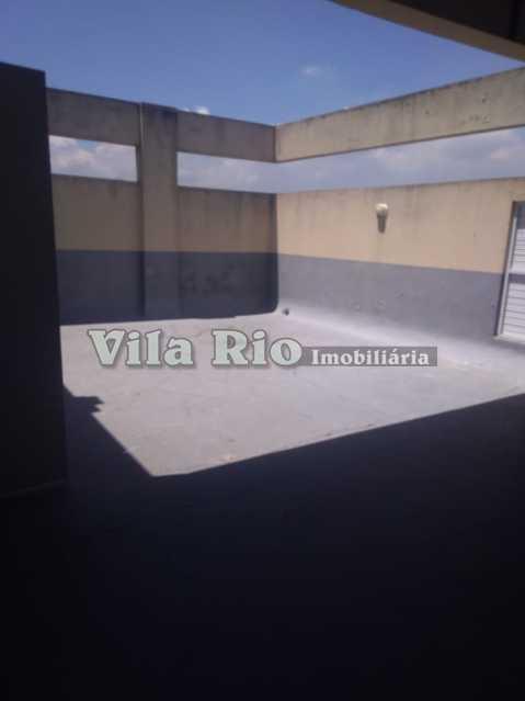 SALÃO FESTAS. - Apartamento 2 quartos à venda Cordovil, Rio de Janeiro - R$ 260.000 - VAP20728 - 21