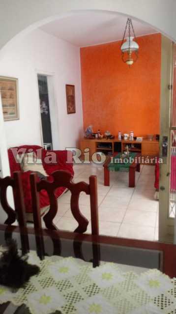 SALA 1 - Casa de Vila 2 quartos à venda Irajá, Rio de Janeiro - R$ 240.000 - VCV20021 - 1