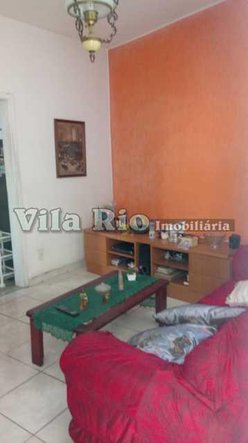 SALA 2 - Casa de Vila 2 quartos à venda Irajá, Rio de Janeiro - R$ 240.000 - VCV20021 - 3