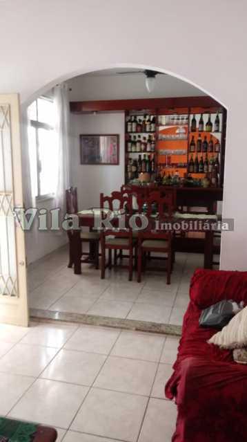SALA 3 - Casa de Vila 2 quartos à venda Irajá, Rio de Janeiro - R$ 240.000 - VCV20021 - 4