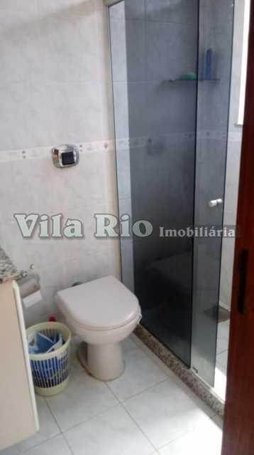BANHEIRO1 1 - Casa de Vila 2 quartos à venda Irajá, Rio de Janeiro - R$ 240.000 - VCV20021 - 10