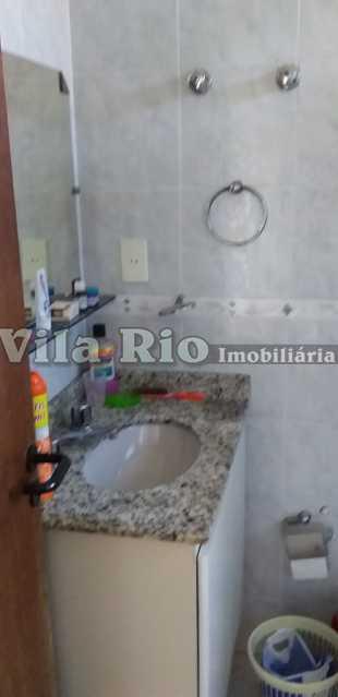 BANHEIRO1 2 - Casa de Vila 2 quartos à venda Irajá, Rio de Janeiro - R$ 240.000 - VCV20021 - 11