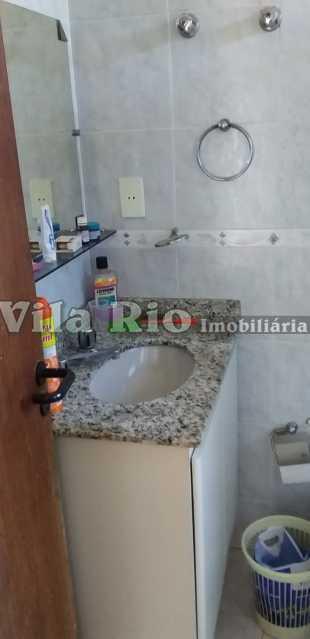 BANHEIRO1 3 - Casa de Vila 2 quartos à venda Irajá, Rio de Janeiro - R$ 240.000 - VCV20021 - 12