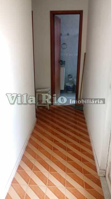 CIRCULAÇÃO 1 - Casa de Vila 2 quartos à venda Irajá, Rio de Janeiro - R$ 240.000 - VCV20021 - 13