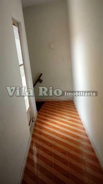 CIRCULAÇÃO 2 - Casa de Vila 2 quartos à venda Irajá, Rio de Janeiro - R$ 240.000 - VCV20021 - 14