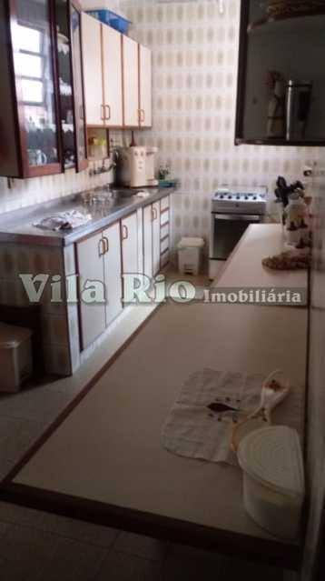 COZINHA 2 - Casa de Vila 2 quartos à venda Irajá, Rio de Janeiro - R$ 240.000 - VCV20021 - 16