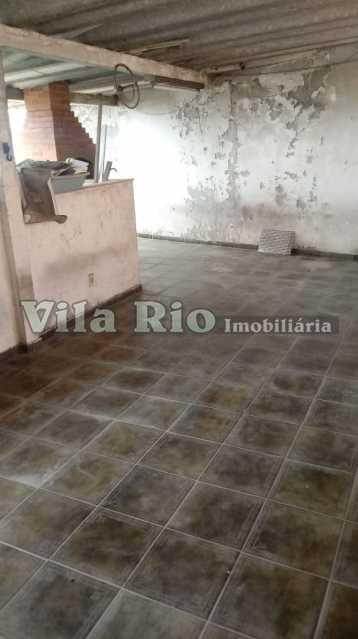 TERRAÇO - Casa de Vila 2 quartos à venda Irajá, Rio de Janeiro - R$ 240.000 - VCV20021 - 22