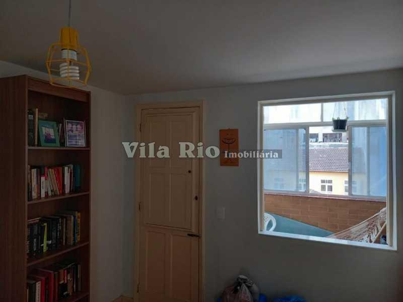 QUARTO1. - Apartamento 2 quartos à venda Santa Teresa, Rio de Janeiro - R$ 680.000 - VAP20733 - 10