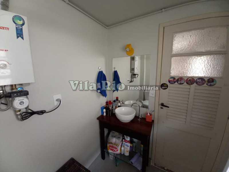 BANHEIRO 1. - Apartamento 2 quartos à venda Santa Teresa, Rio de Janeiro - R$ 680.000 - VAP20733 - 11