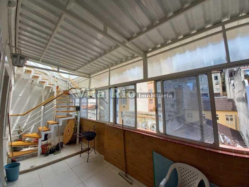 VARANDA 2. - Apartamento 2 quartos à venda Santa Teresa, Rio de Janeiro - R$ 680.000 - VAP20733 - 21