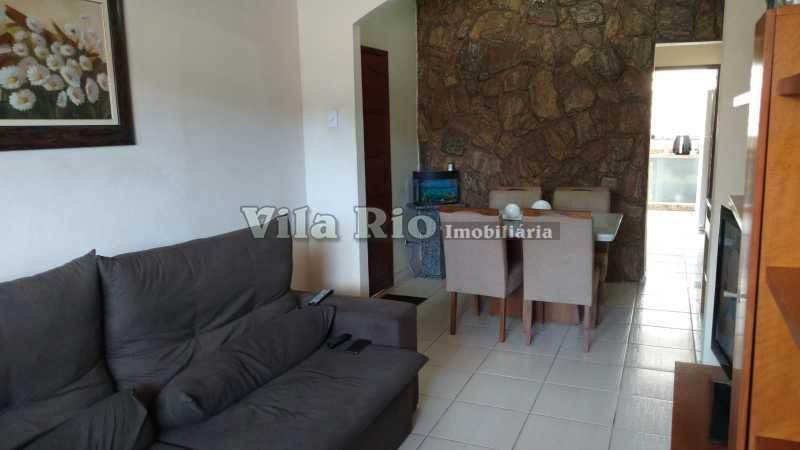 SALA 2. - Casa 3 quartos à venda Penha Circular, Rio de Janeiro - R$ 400.000 - VCA30080 - 3