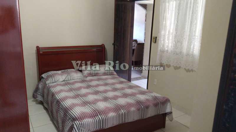 QUARTO 1. - Casa 3 quartos à venda Penha Circular, Rio de Janeiro - R$ 400.000 - VCA30080 - 5