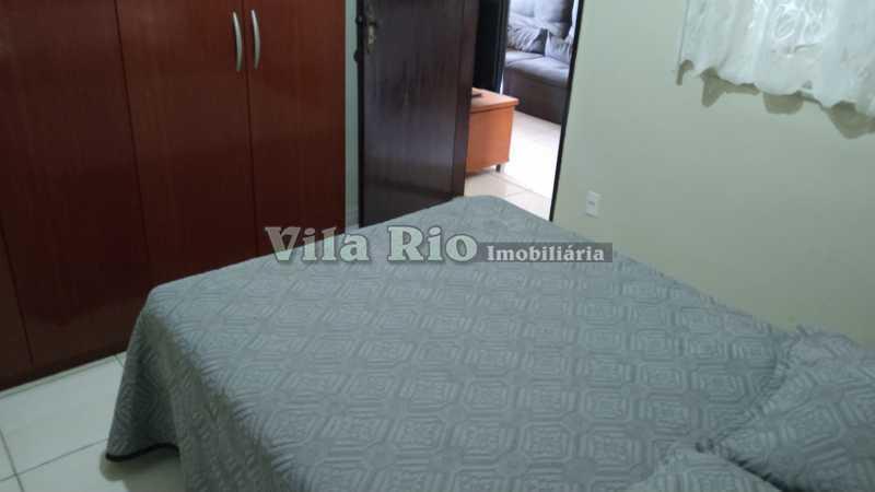 QUARTO 2. - Casa 3 quartos à venda Penha Circular, Rio de Janeiro - R$ 400.000 - VCA30080 - 6